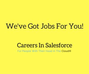 CareersInSalesforce