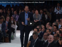 New York World Tour Opening Keynote