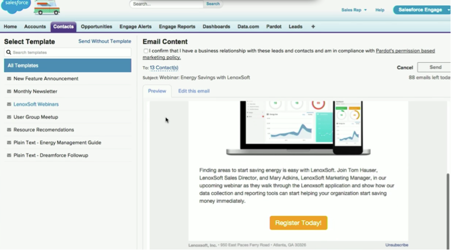 Improve Your Sales And Marketing Operations With Pardot