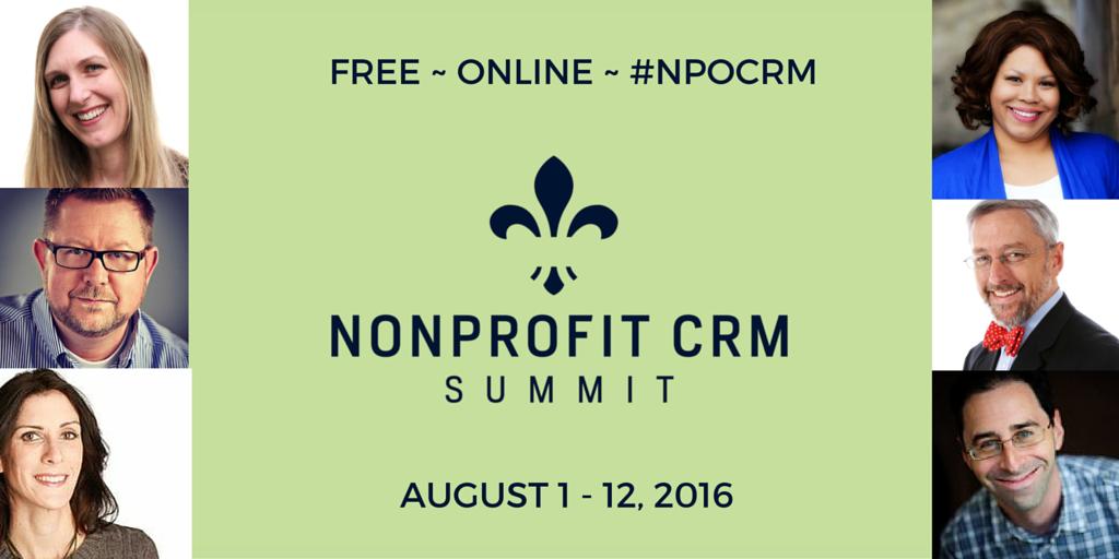 First Online Nonprofit Salesforce CRM Summit