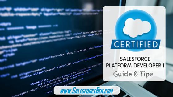 Platform Developer I Certification Guide & Tips