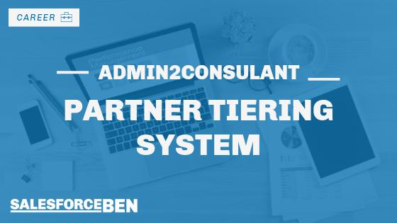 Admin2Consultant – Partner Tiering System