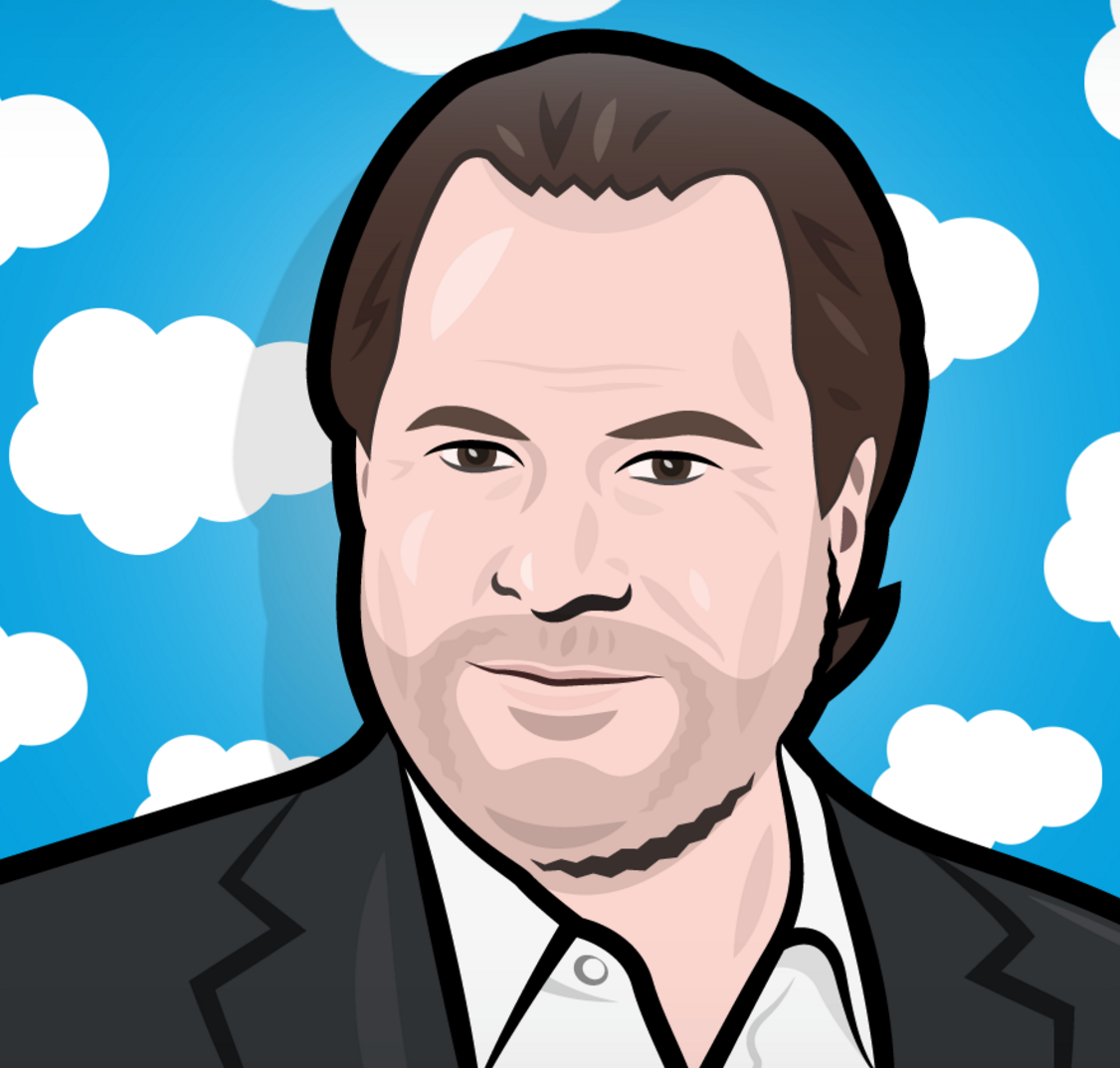 How to attend Dreamforce like Benioff