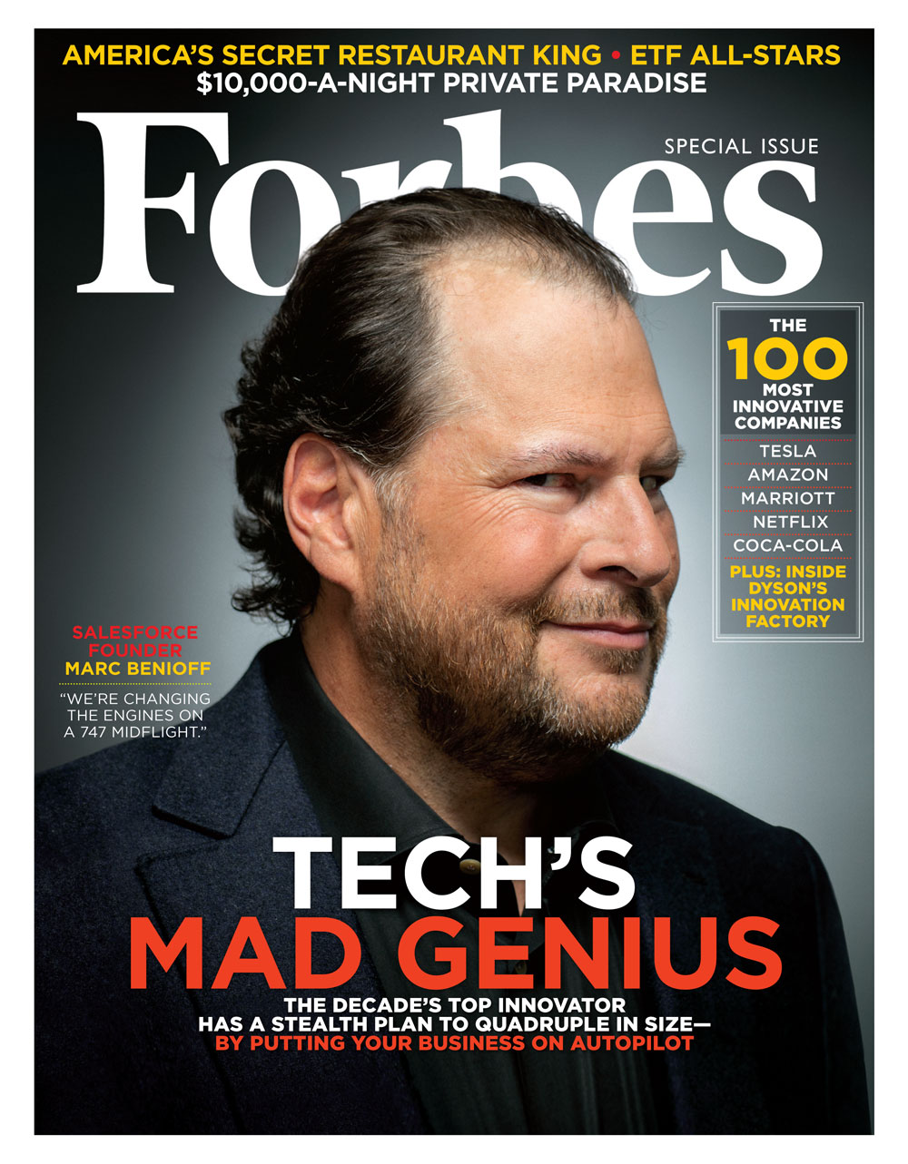 Benioff's New Product – Einstein