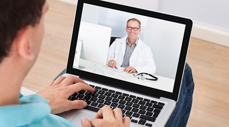 Salesforce Introduces Telehealth: Two-way Video Chat for Health Cloud