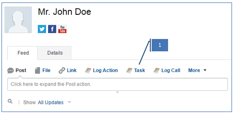 Salesforce Quick Actions