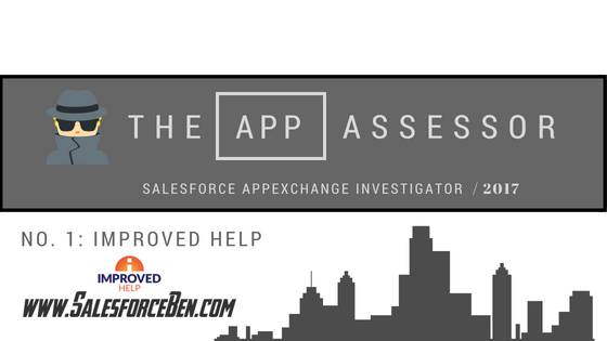 Improved Help In-Depth Review [The AppAssessor #1]