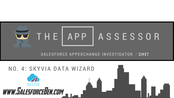 The AppAssessor #4: Skyvia Data Wizard In-Depth Review