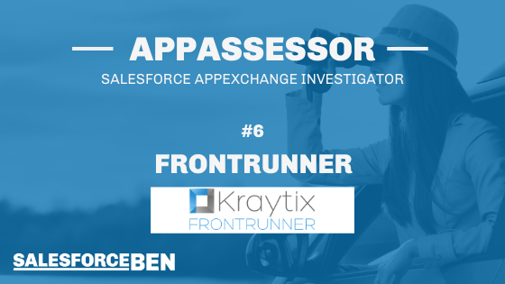 FrontRunner In-Depth Review [The AppAssessor #6]