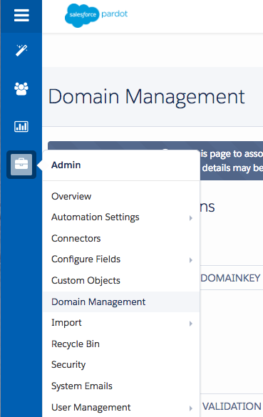 Introduction to Pardot Tracker Domains and Vanity URLs - The
