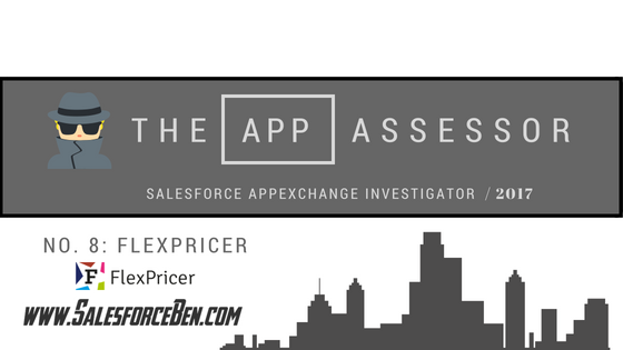 The AppAssessor #8: FlexPricer