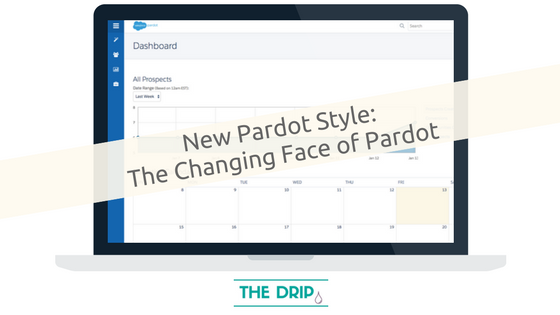 New Pardot Style: The Changing Face of Pardot