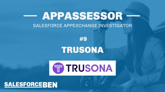 Trusona In-Depth Review [The AppAssessor #9]