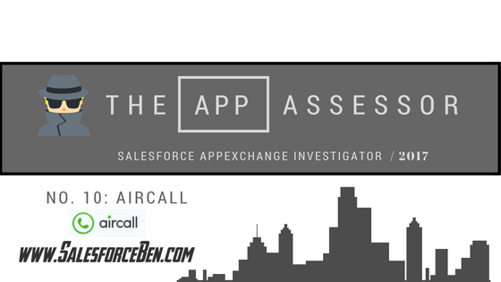 The App Assessor #10: Aircall