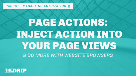Page Actions: Inject Action into your Page Views
