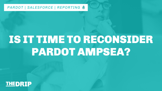 Is it Time to Reconsider Pardot AMPSEA?