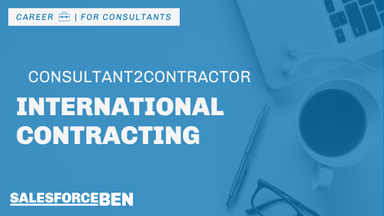 Consultant2Contractor – International Contracting