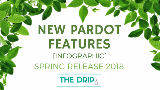 New Pardot Features: What's been Delivered in Spring 2018 [Infographic]
