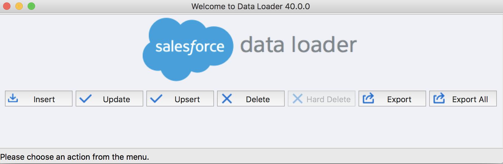 Introduction To The Salesforce Data Loader - Salesforce Ben