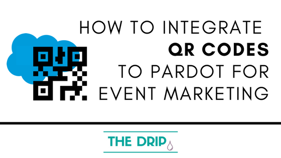 How to Integrate QR Codes to Pardot for Event Marketing
