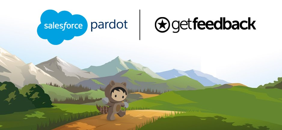 Salesforce Pardot GetFeedback