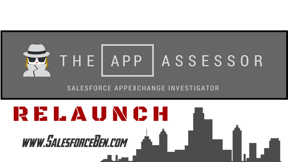 Return of the AppAssessor: 2019 Relaunch