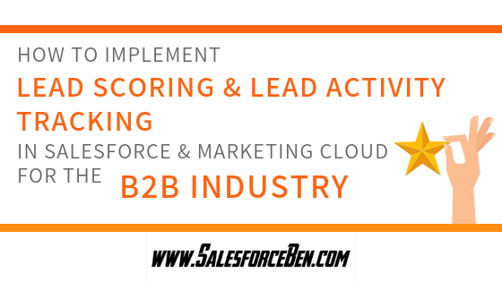 How to Implement Lead Scoring and Lead Activity Tracking in