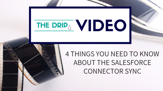 [Video] 4 things you need to know about the Salesforce Connector for Pardot Sync