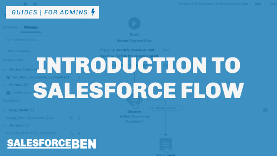 Introduction to Salesforce Flow