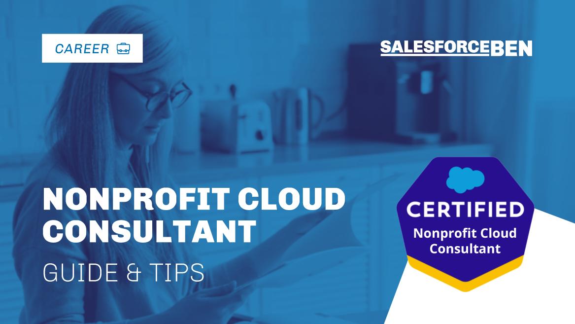Salesforce Nonprofit Cloud Consultant Certification