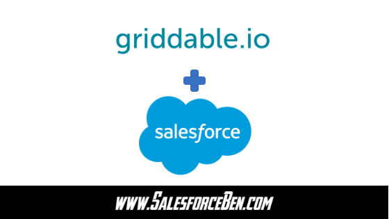 Salesforce Acquires Griddable!