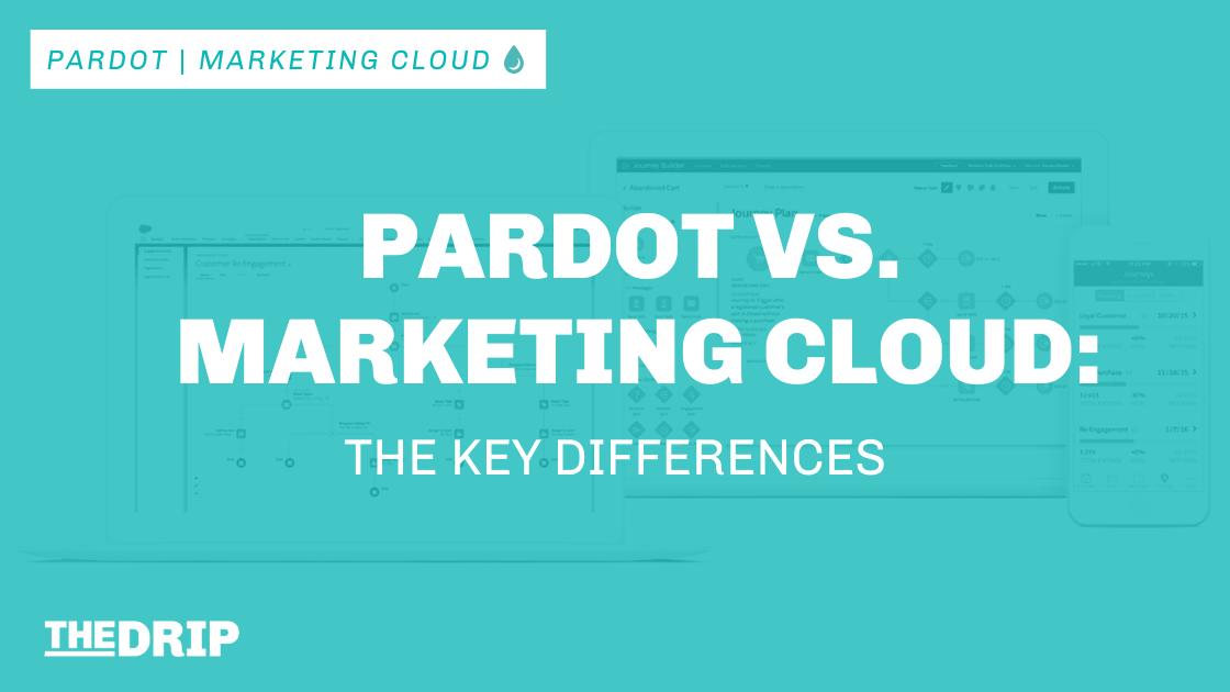 Pardot vs. Marketing Cloud: Key Differences