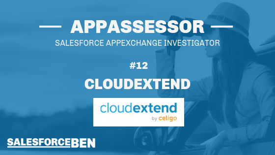 The AppAssessor #12: CloudExtend In-Depth Review
