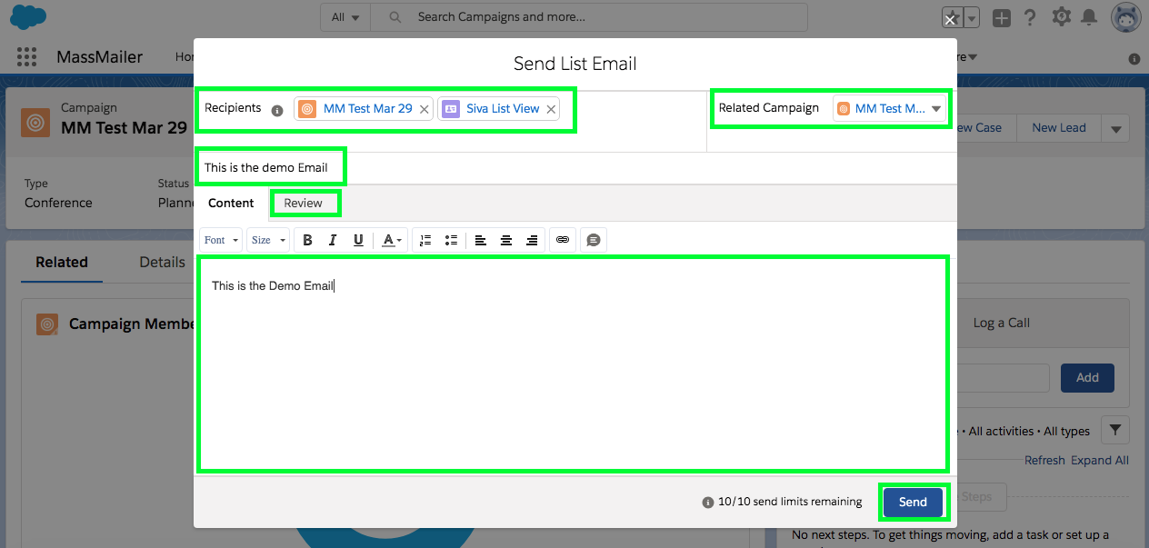 How do I Track Email Opens & Clicks In Salesforce
