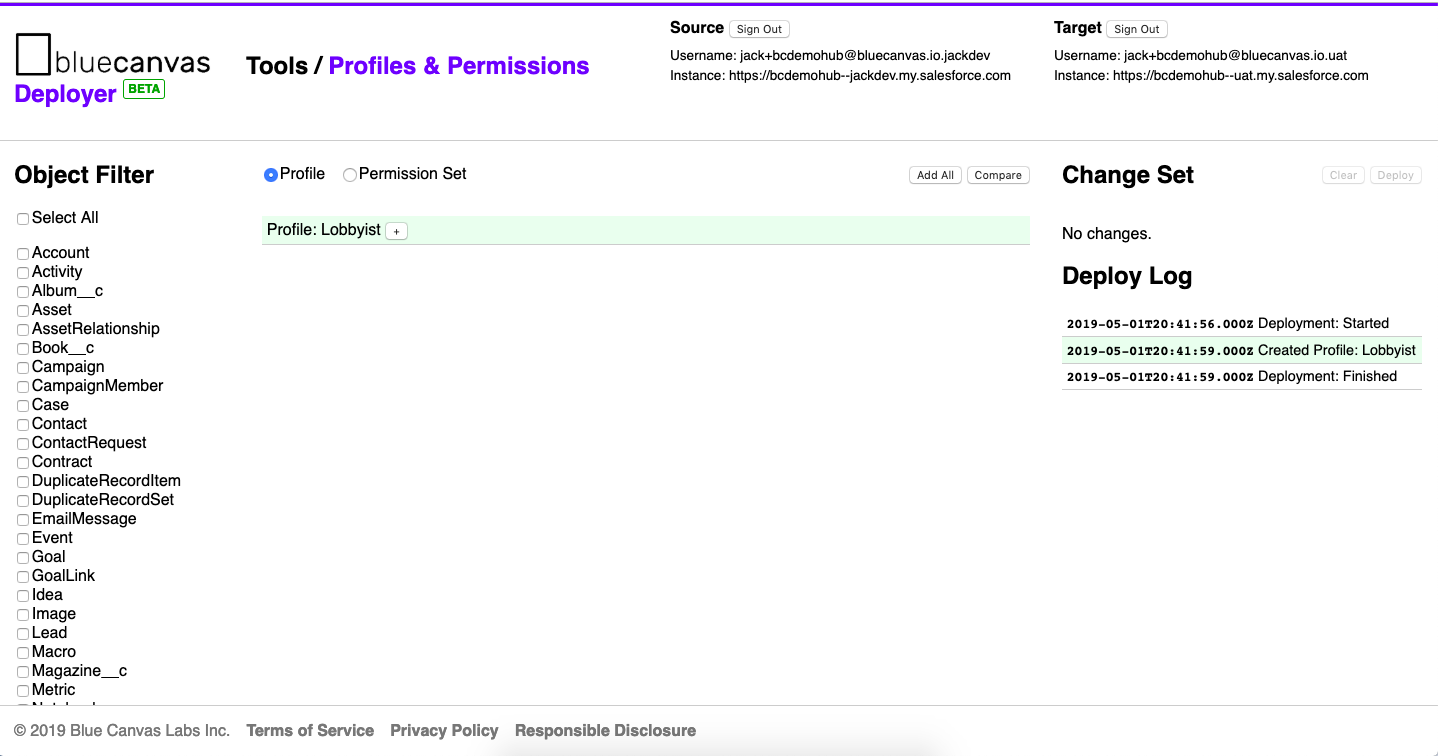 An Easier Way to Deploy Profiles and Permissions Sets - Salesforce Ben