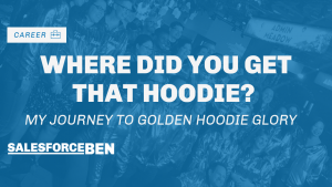 Where Did You Get That Hoodie? My Journey to Golden Hoodie Glory