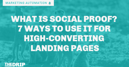 What Is Social Proof? 7 Ways to Use It for High-Converting Landing Pages