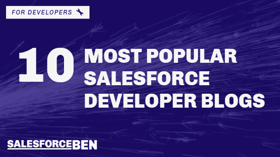 Top 10 Salesforce Developer Org