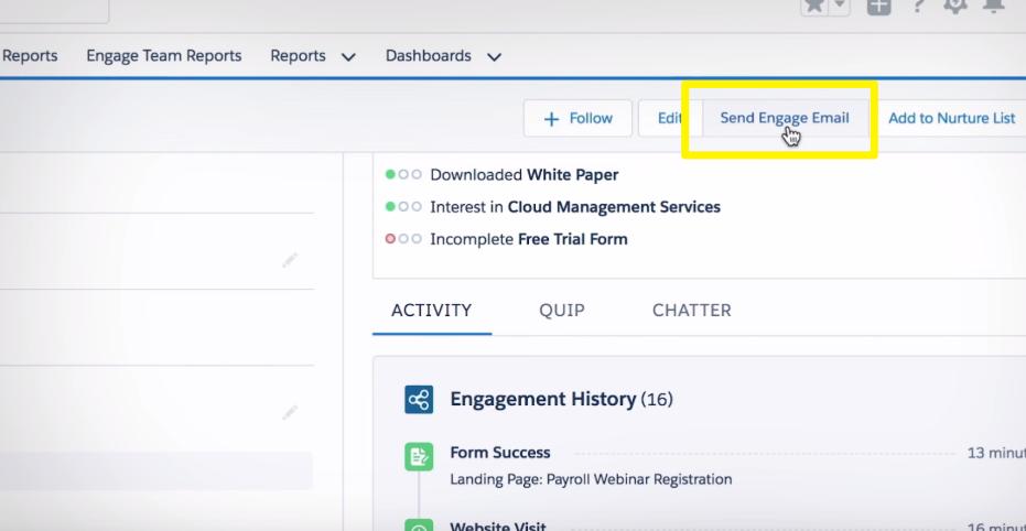 """, Comment envoyer des e-mails à l&rsquo;aide de Salesforce Engage &#8211; Modèles Plus<span class=""""wtr-time-wrap after-title""""><span class=""""wtr-time-number"""">1</span> minutes de lecture</span>"""