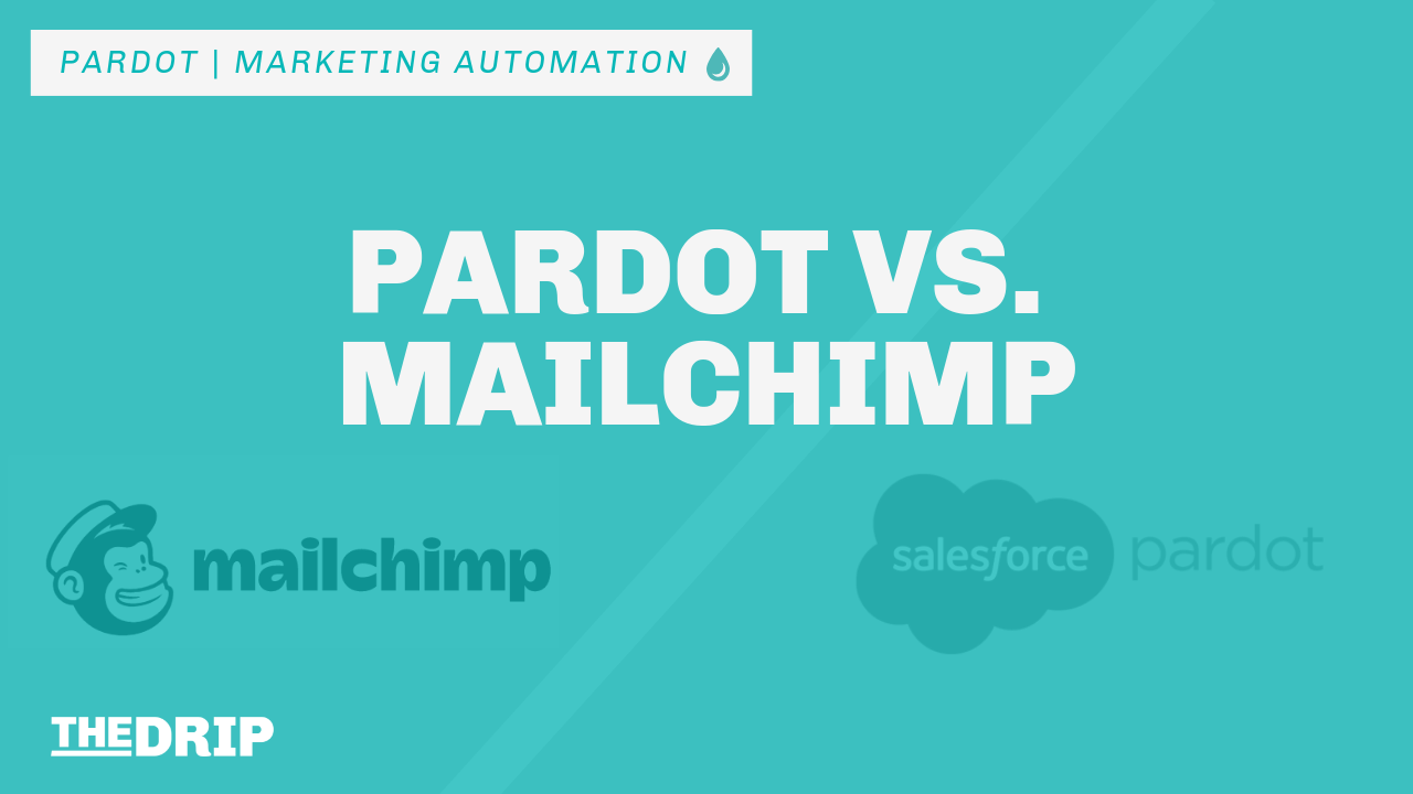 Pardot vs. MailChimp: Evaluating Side-by-side