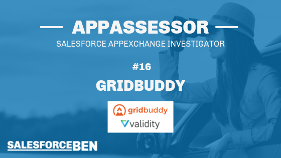 The AppAssessor #16: GridBuddy Review