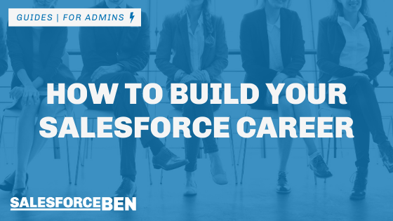 Networking like a Pro – How to Build Your Salesforce Career (Webinar)