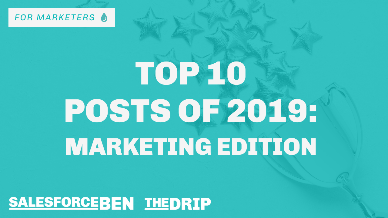 Top 10 Posts of 2019: Marketing Edition