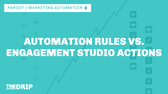 Automation Rules vs. Engagement Studio Actions