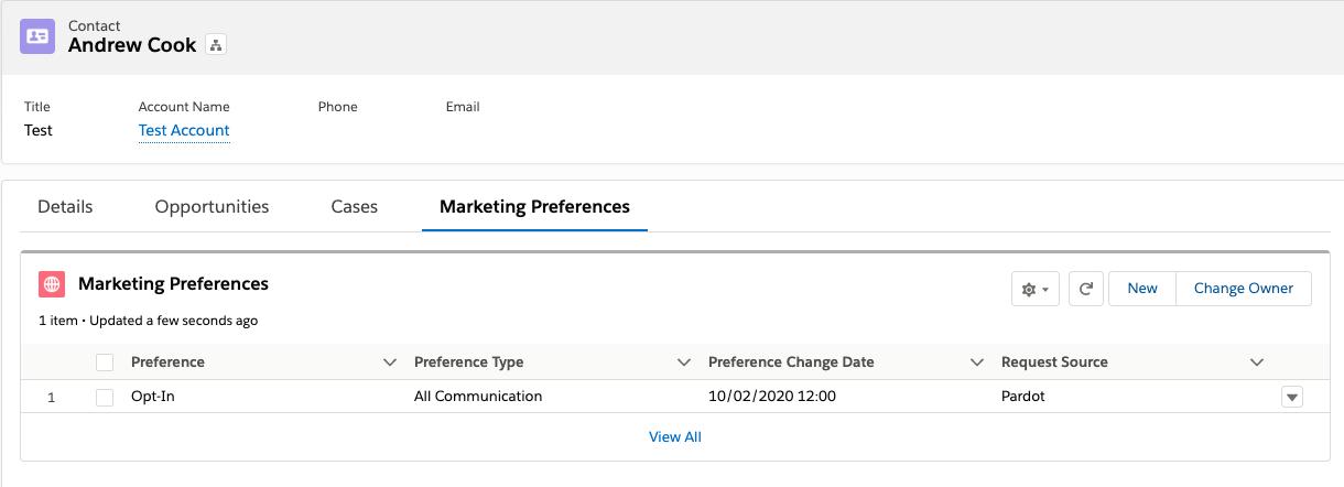 """, Créez un centre de préférence avancé avec Pardot et Salesforce<span class=""""wtr-time-wrap after-title""""><span class=""""wtr-time-number"""">6</span> minutes de lecture</span>"""