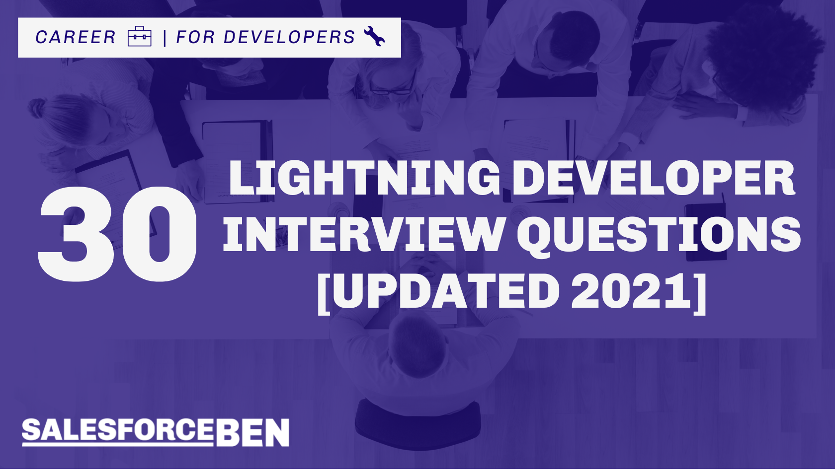 30 Salesforce Lightning Interview Questions & Answers [Updated 2021]