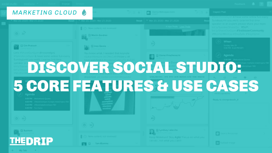 Discover Social Studio: The 5 Core Features & Use Cases