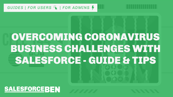 Overcoming Coronavirus Business Challenges with Salesforce: Guide & Tips