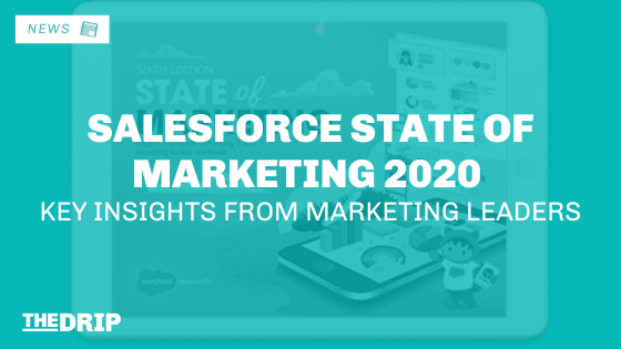 Salesforce State of Marketing 2020 – Key Insights from Marketing Leaders