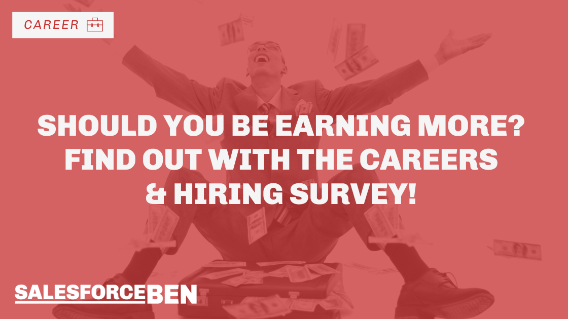 Should You Be Earning More? Find Out With the Careers & Hiring Survey!